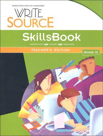 Write Source Grade 12 Skills Book Teacher