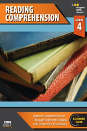 Core Skills: Reading Comprehension Grade 4