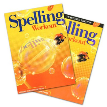 Spelling Workout Level D Bundle Grade 4