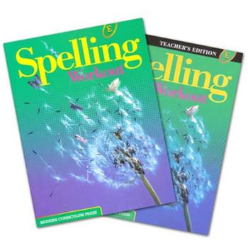 Spelling Workout Level E Bundle Grade 5