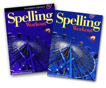Spelling Workout Level G Bundle Grade 7