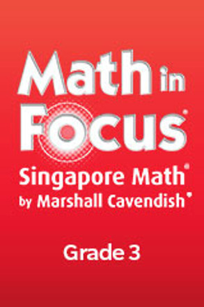 Math in Focus Grade 3 Assessments