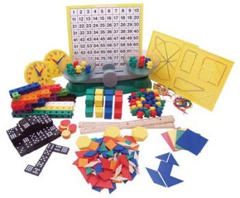 Saxon Math Grade K-3 Manipulative Kit
