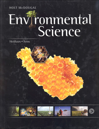 Holt McDougal Enviornmental Science Teacher & Student Package