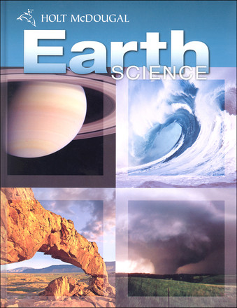Holt McDougal Earth Science Teacher & Student Package