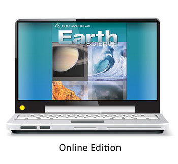Holt McDougal Earth Science One Year Online Access Renewal Code