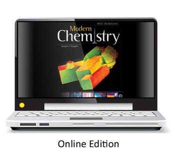 Holt McDougal Chemistry One Year Online Access Renewal Code