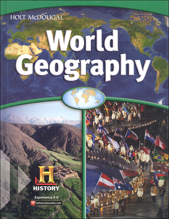 Holt McDougal World Geography Grades 6-8