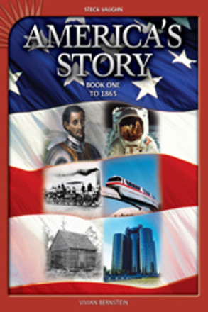 America's Story Book One to 1865 - Soft Cover