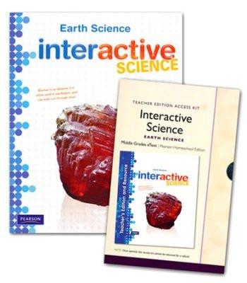Interactive Science Grades 6 8 Earth Science Bundle