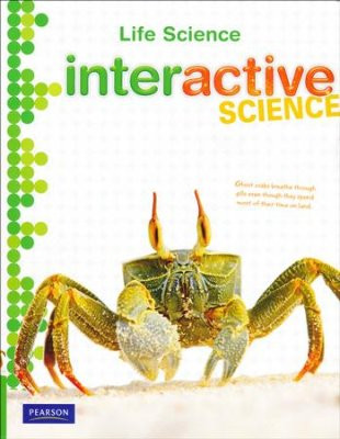 Interactive Science Grades 6 8 Life Science Student Workbook