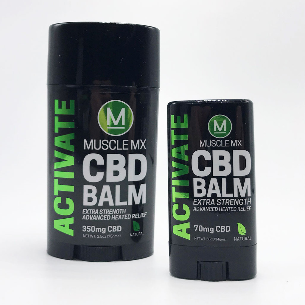 Muscle MX Balms (2 Formulations) (2 Sizes Available)