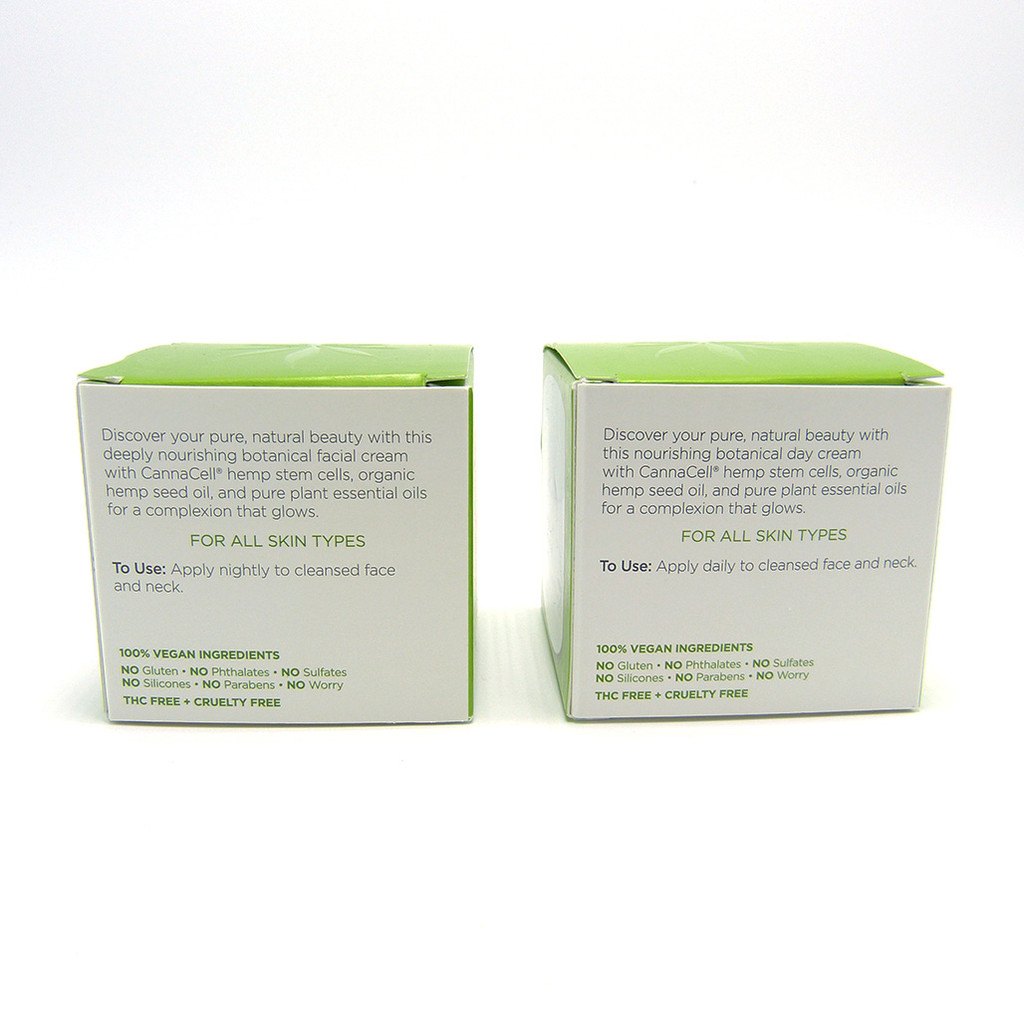 Andalou Naturals CannaCell Facial Beauty Cream (Happy Day or Dreamy Night)