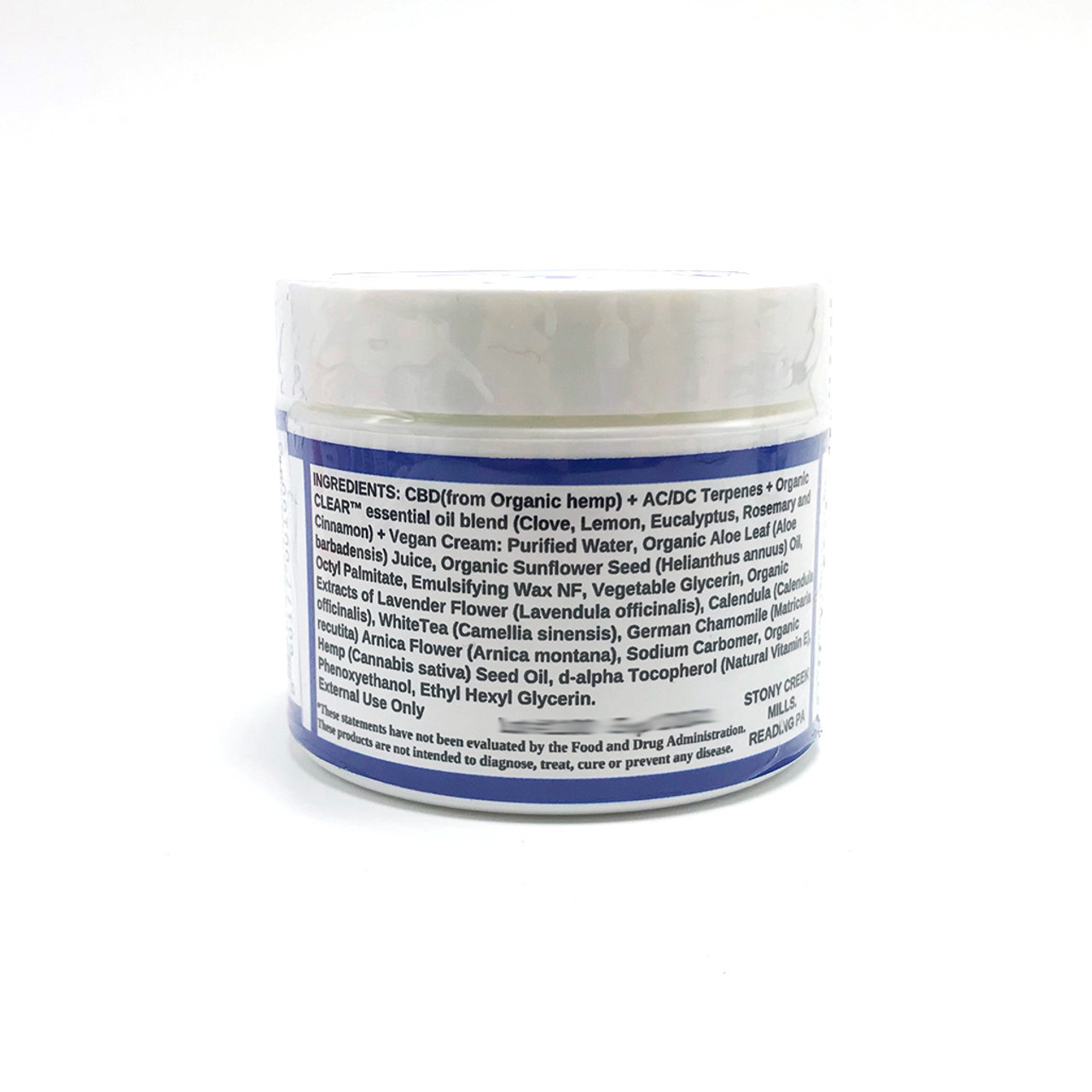 Clove Eucalyptus Ingredients