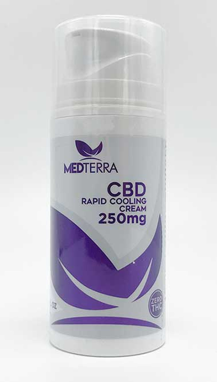 Medterra - Rapid Cooling Pain Cream