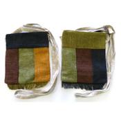 Earth Divas Hemp Fringed Crossbody Bag (2 colors available)