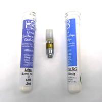 The Hemp Barn - Disposable Vape Cartridge (Broad Spectrum, THC-free)