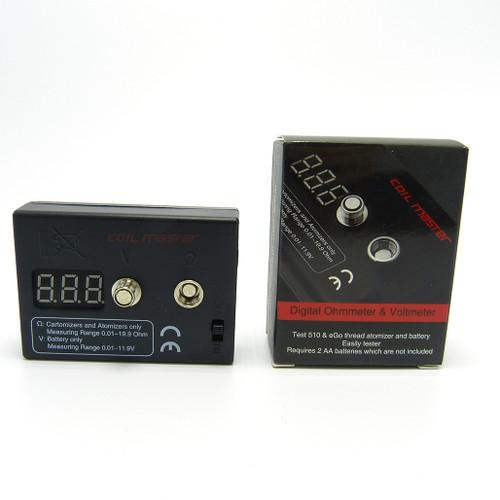 Coil Master Digital Ohmmeter