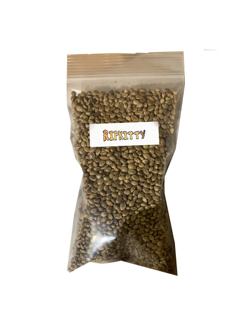 Ripkitty Premium Organic Whole Hemp Seeds