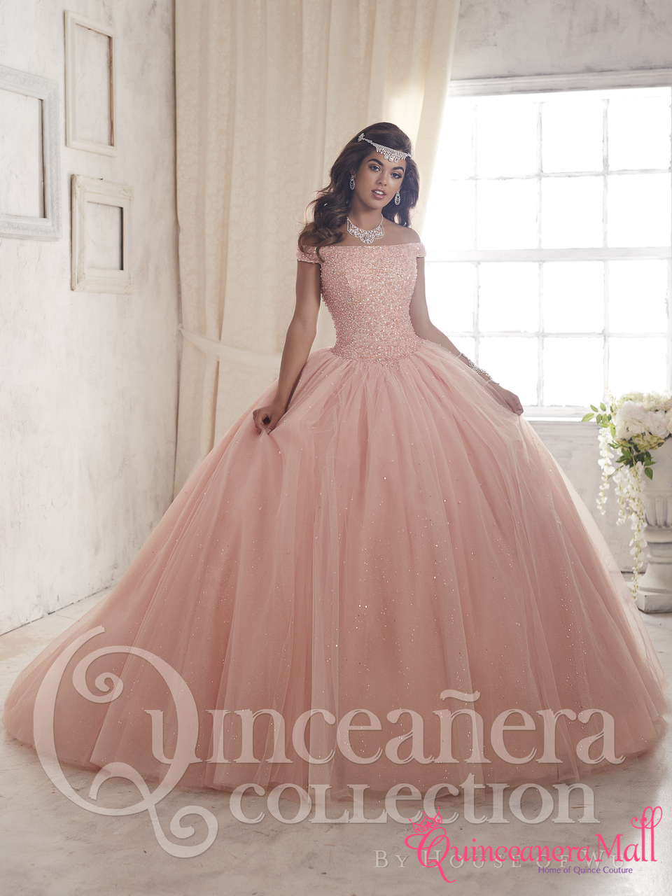858569f1f69 Quinceanera Dress  26844 - Quinceanera Mall