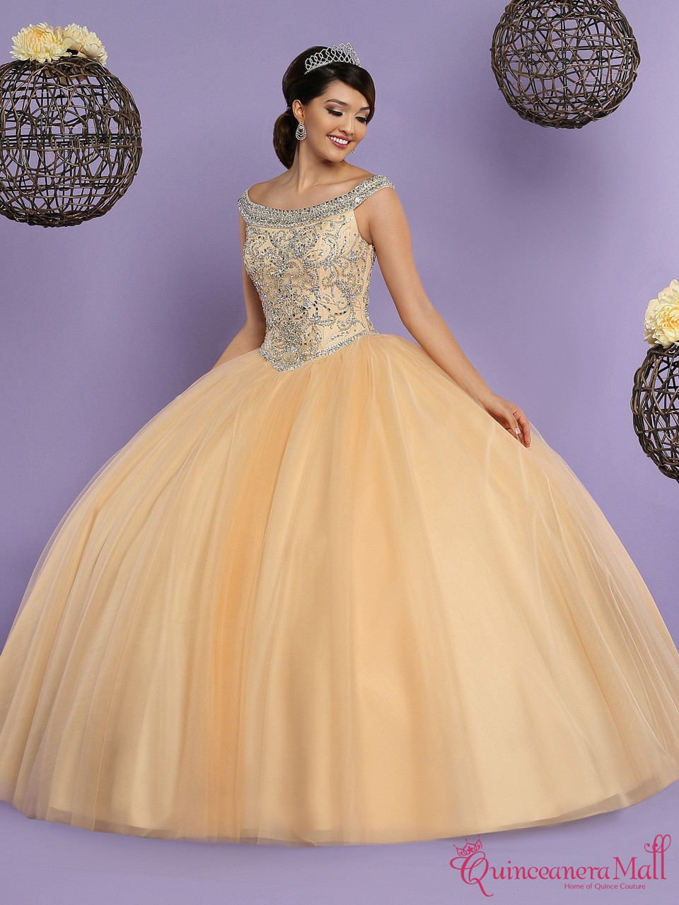 ee231b00890 Quinceanera Dress  80378 - Quinceanera Mall