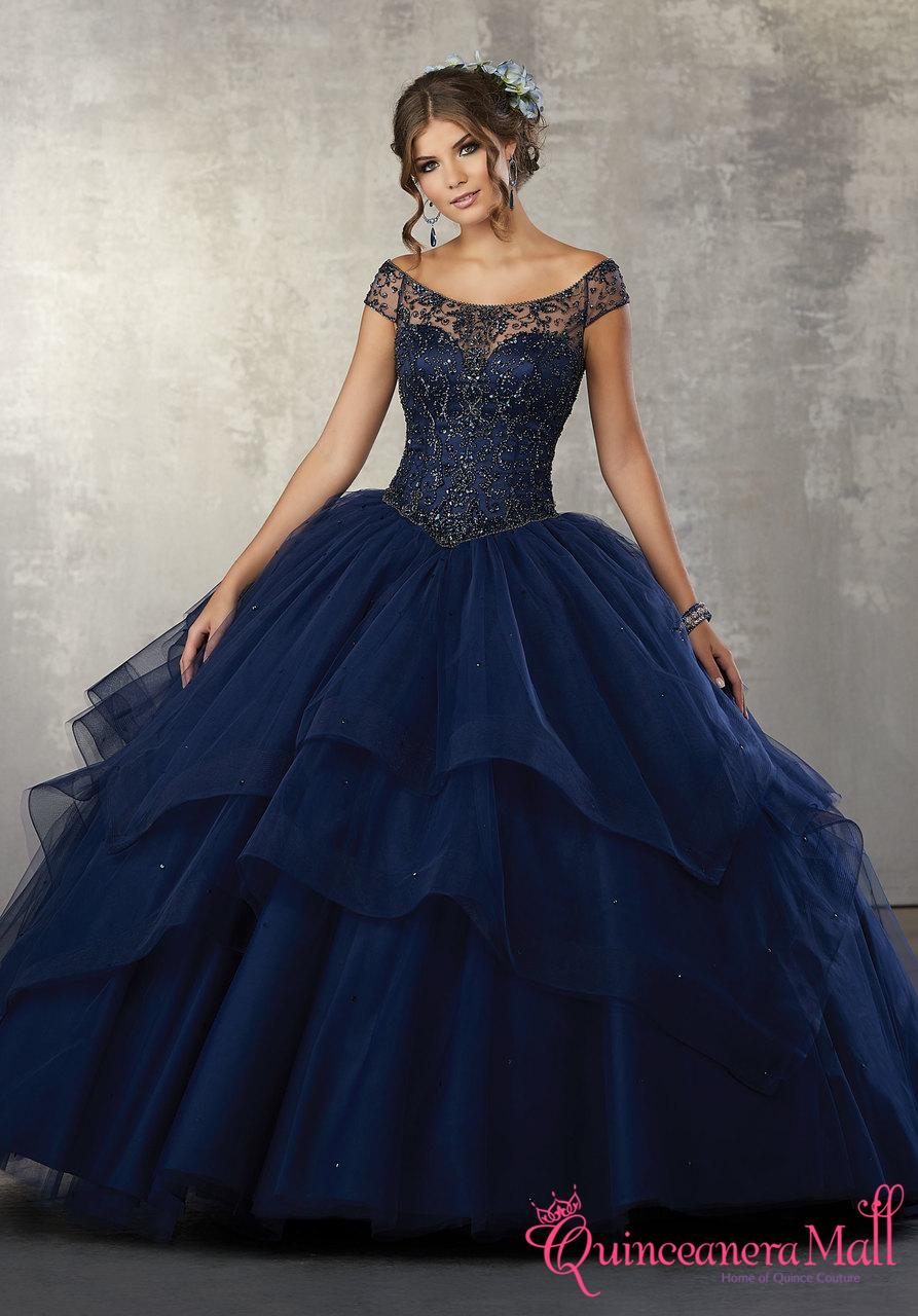 bc7de14669 Mori Lee Vizcaya Quinceanera Dress Style 89172 - Quinceanera Mall