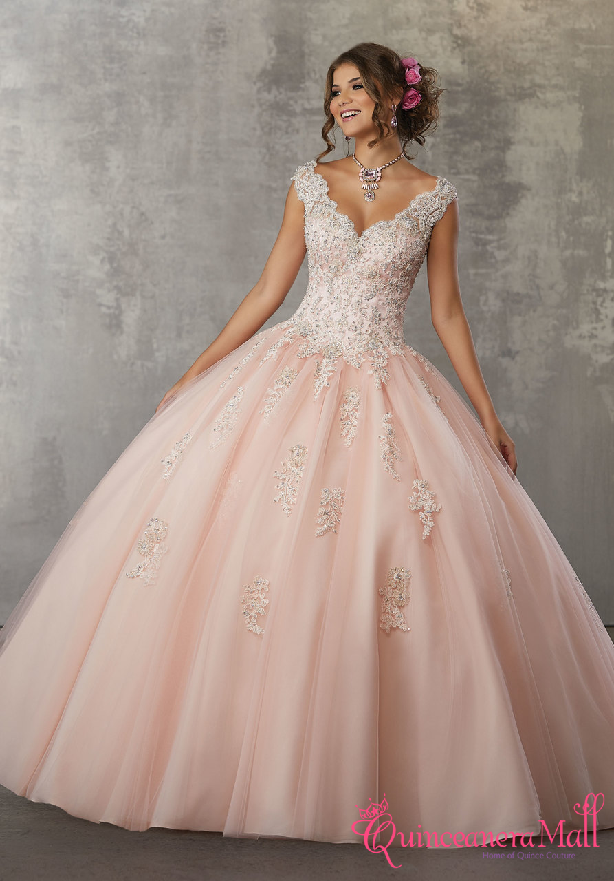 a969a03c22a Mori Lee Valencia Quinceanera Dress Style 60033 - Quinceanera Mall