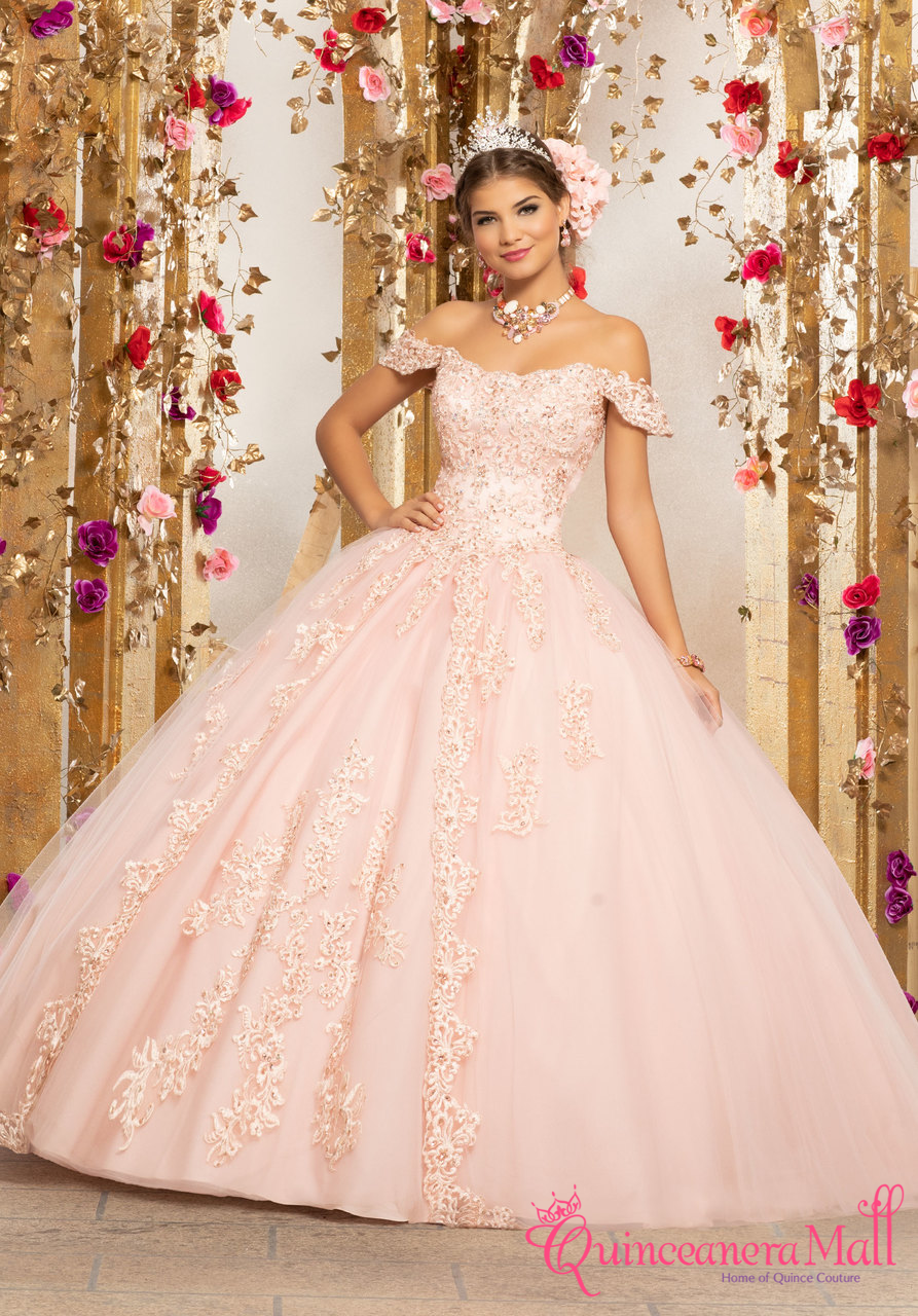 c730c99785 Crystal Beaded Embroidery on a Princess Tulle Ballgown  89231 ...