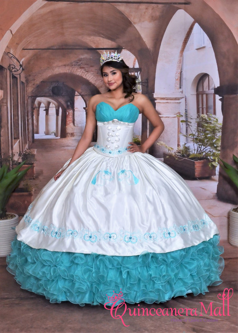 494c89709d2 Charra Quinceanera Dress  10161AQ