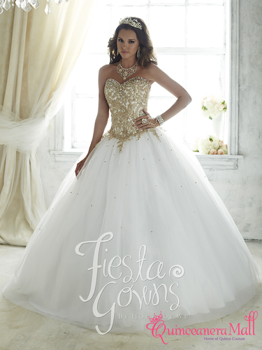 6c50e237ae0 Fiesta Gowns Collection Products - Quinceanera Mall