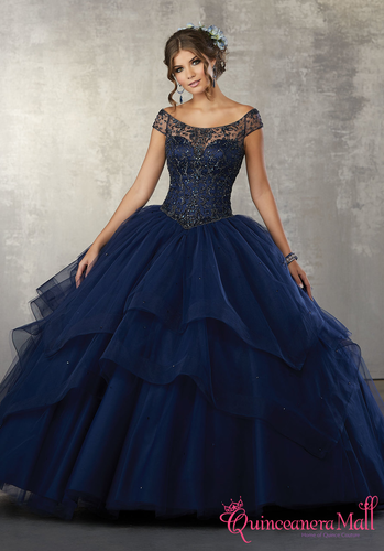 319b58d6549 Mori Lee Vizcaya Quinceanera Dress Style 89168 - Quinceanera Mall