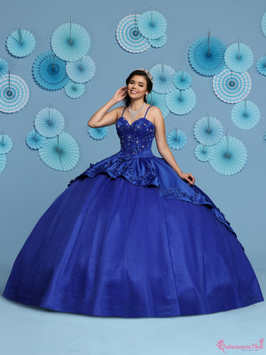 264ca00b30b Da Vinci Quinceanera Dresses
