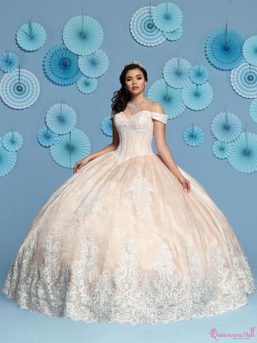 62152179742 Da Vinci Quinceanera Dresses