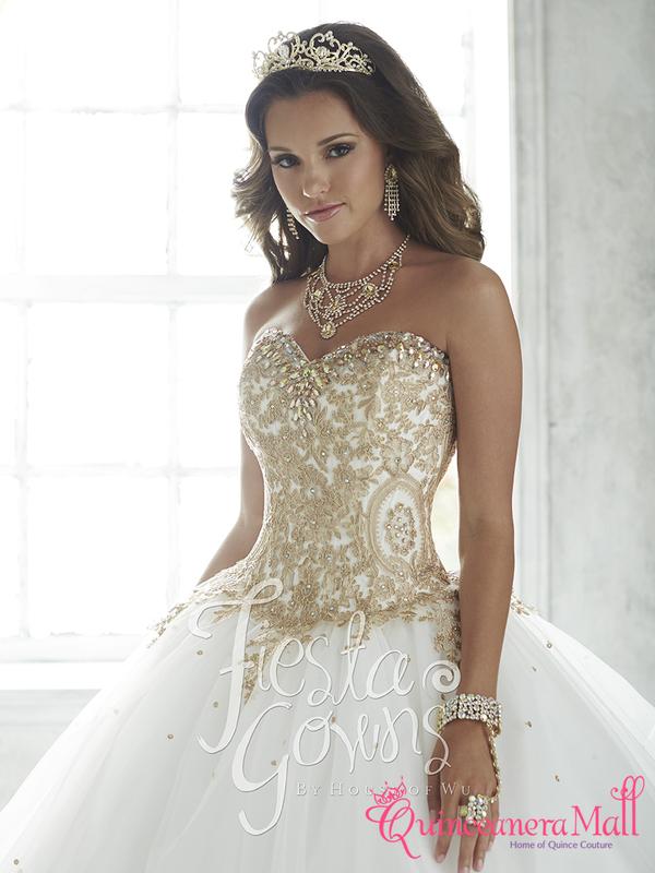 cd0ea36f09 Quinceanera Dress  56286 - Quinceanera Mall