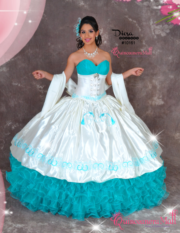 5dd98c91a41 ... Charra Quinceanera Dress  10161GD ...