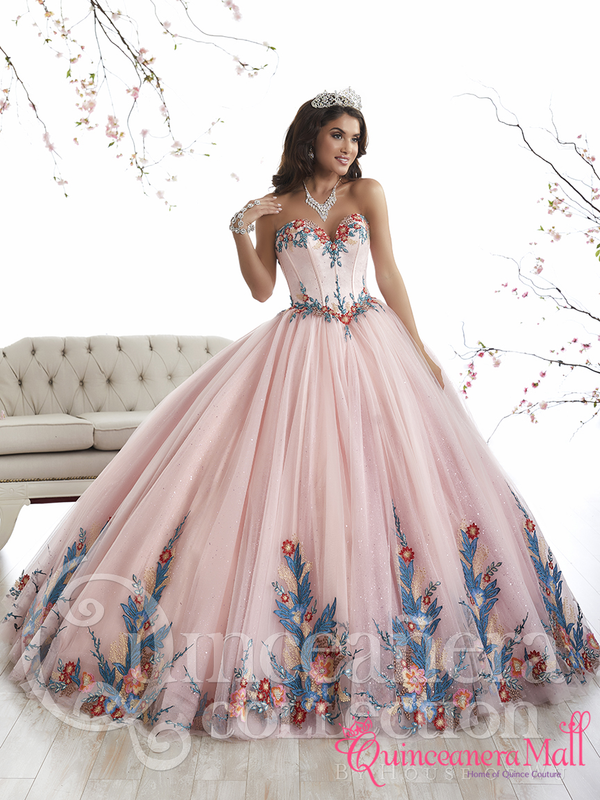 ae6da11c529 Quinceanera and Sweet 15 dresses from House of Wu Quinceanera Collection