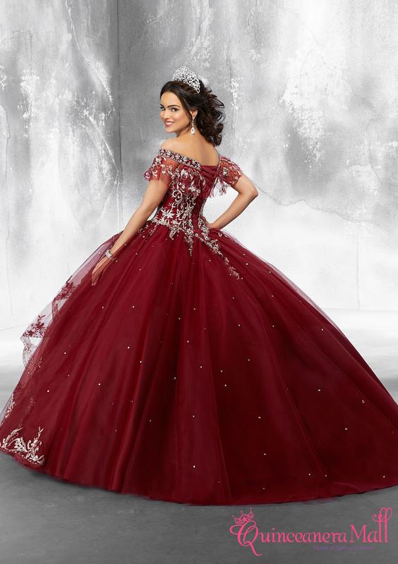 d8f75e6892c Mori Lee Vizcaya Quinceanera Dress Style 89181 - Quinceanera Mall
