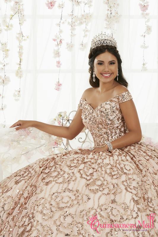 0d2dd35cf3 Quinceanera Dress 26919 in 2019 Quinceanera Dresses