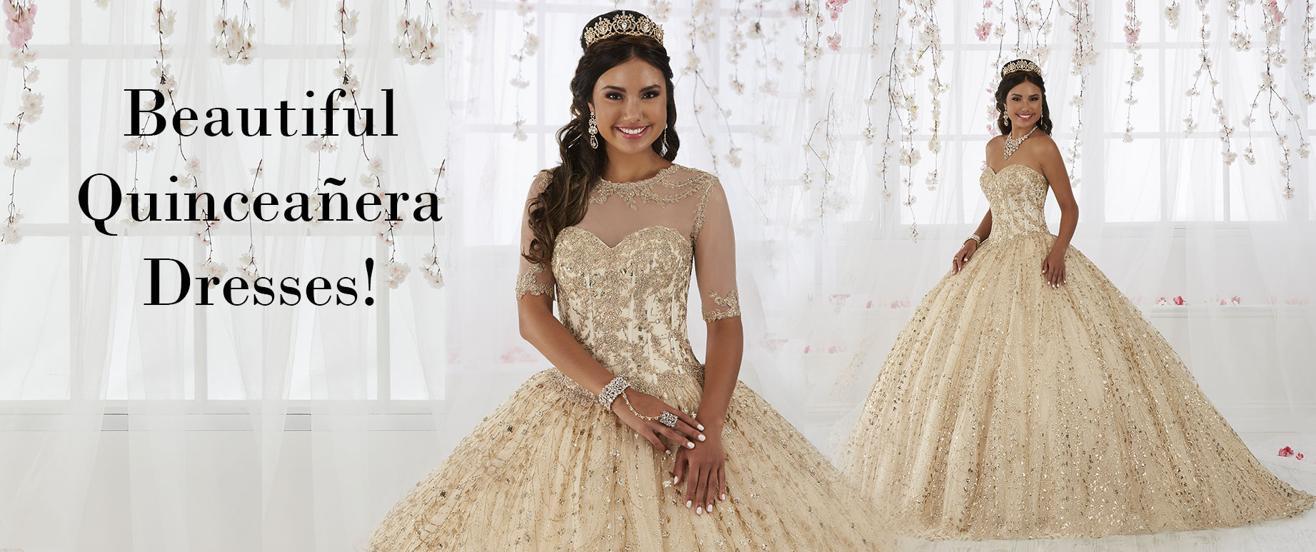 e1365e3177c1 Quinceanera Dresses, Decorations, Favors, and Accessories at ...