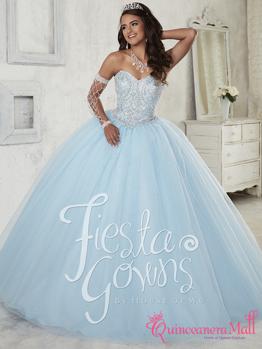 69bf1f3f330 Quinceanera Dress  56298 - Quinceanera Mall