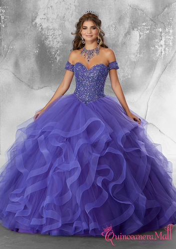 Mori Lee Vizcaya Quinceanera Dress Style 89185