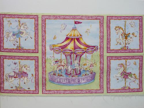 Carousel panel