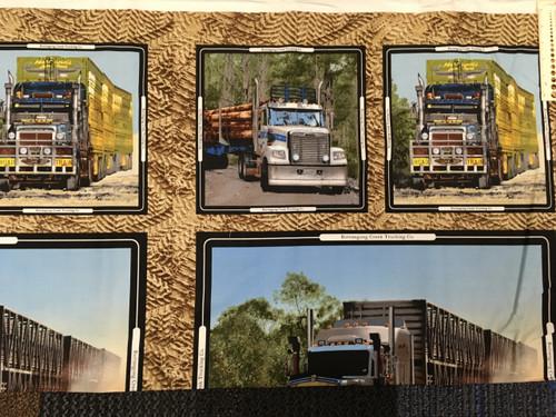 Road train Panel