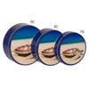 Sea Turtle Cookie Tin Container Group