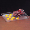Rectangle Plastic Tray with Handles