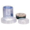 Round Cookie Tin Tamper Proof Shrink Band Grp