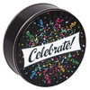 Celebrate Cookie Tin Container