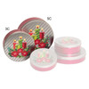 Shimmering Candlelight Cookie Tin Collection