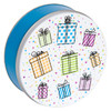 Nifty Gifty Cookie Tin Container