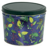 Holly & Pine Popcorn Tin Container